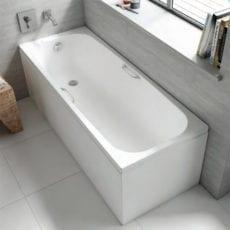Carron Swallow Single Ended Acrylic Bath